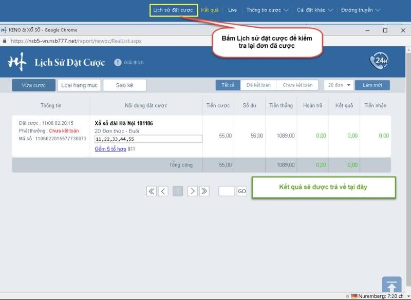 Cách ghi lô đề online- Lựa chọn uy tín với tỉ lệ trúng cực cao